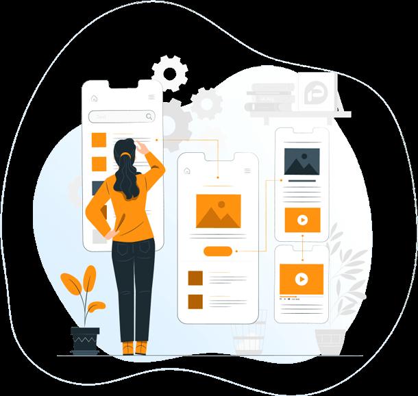مشاوره طراحی اپلیکیشن