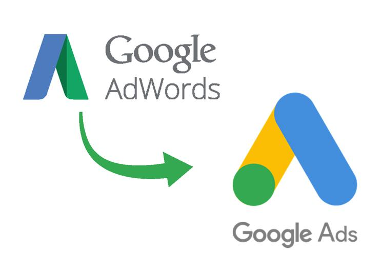 تاریخچه گوگل ادز